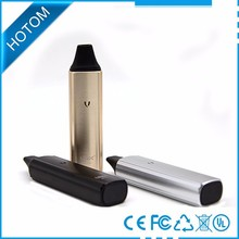 Wax vaporizer 2016 three colors to choose clearomizer wax ceramic nail vaporizer dry herb