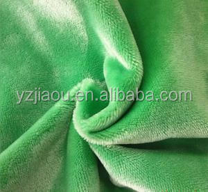 HOT SALE Free Samlpe 100% Polyester high quality1.5 Super Soft velboa fabric stock lots