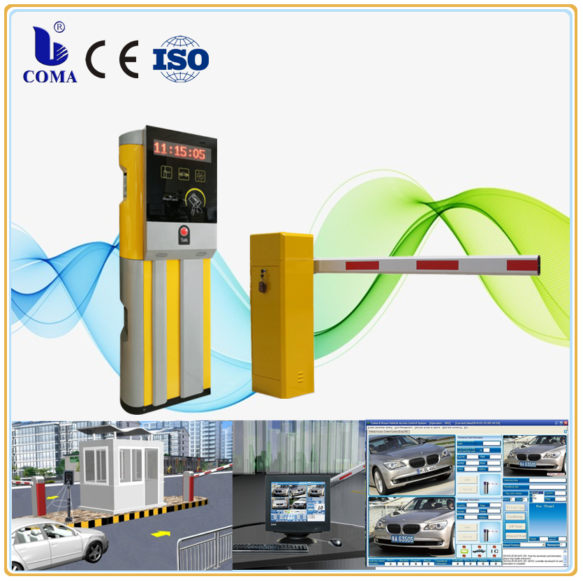 Automated car parking lot management system