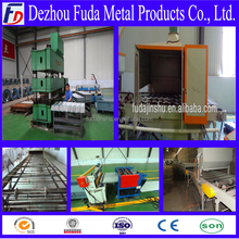 supply stone coated roof tile making machine in china