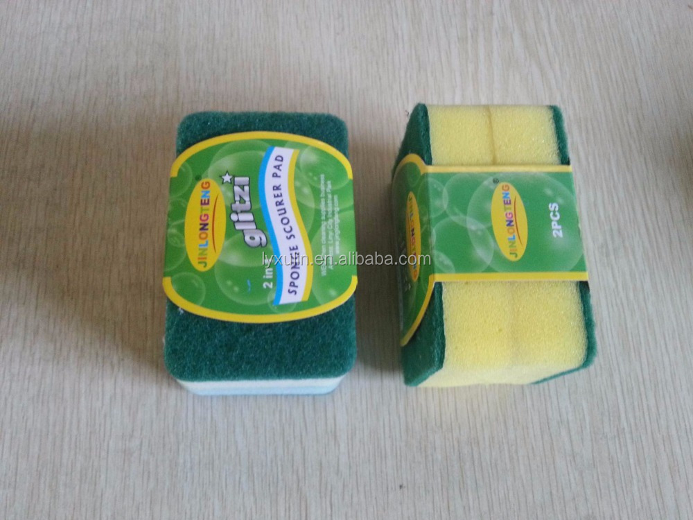 Ultrasonic Plastic Welding Machine For Kitchen Sponge Cleaning Pad
