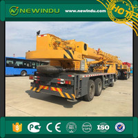 used 50t mobile Truck Crane QY50B.5 for sale