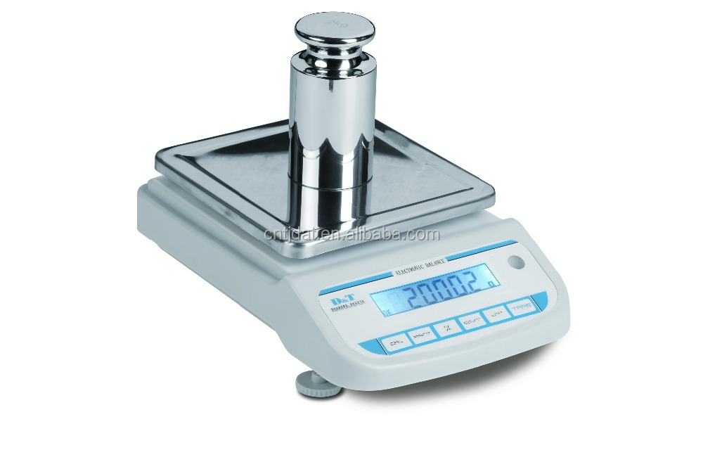 3Kg/0.1g ES-S series ES-3003A Economical Electronic Balance with PS round windshield and LCD display filling weighing function