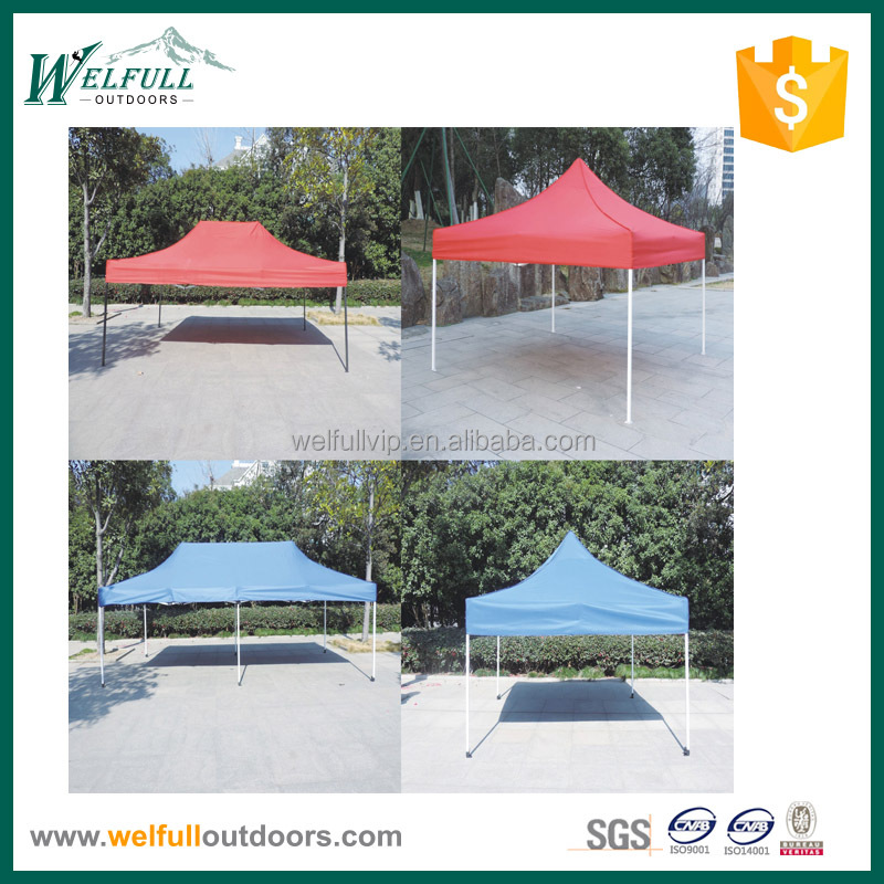 Cheap folding outdoor exibition tent, advertising gazebo tent, commercial pavilions