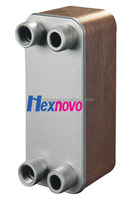 HC018-30-3.0-H brazed stainless steel plate heat exchanger