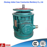 BZD121-4 0.8kw explosion-proof electric Motor