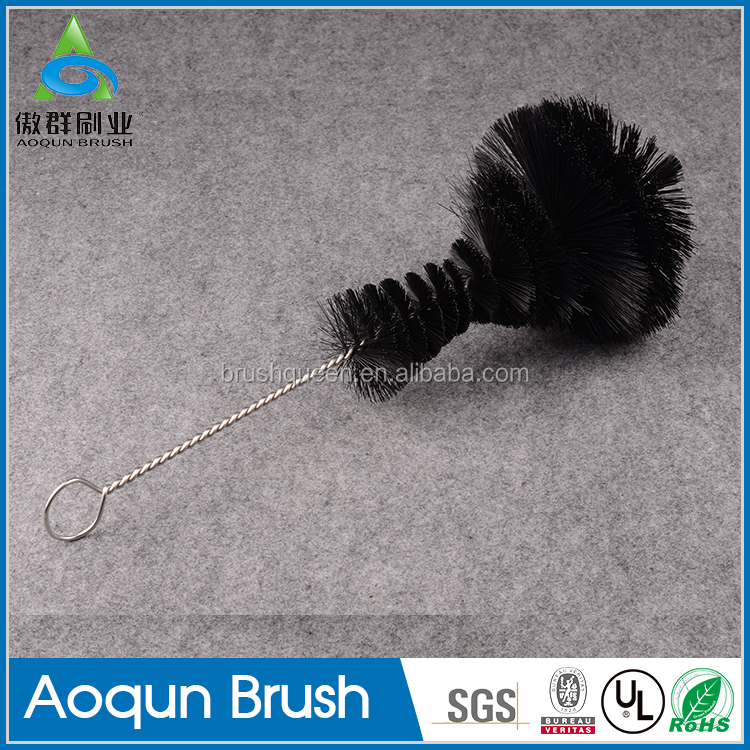 Environmentally friendly dryer lint brush