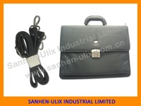 LYCHEE GRAIN PU EXECUTIVE BRIEFCASE,WATERPROOF LAPTOP BRIEFCASE GRIPSACK