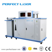 CNC Channel Letter Auto Bending Machine with servo motor controlling