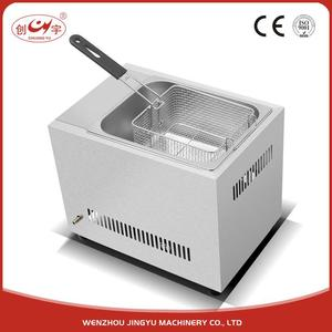 Chuangyu High Margin Products Broaster Pressure Fryer / Hamburger Fryer