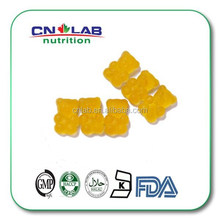 HALAL Certificated Haribo Gummy Bear Vitamins C for Private Label Product