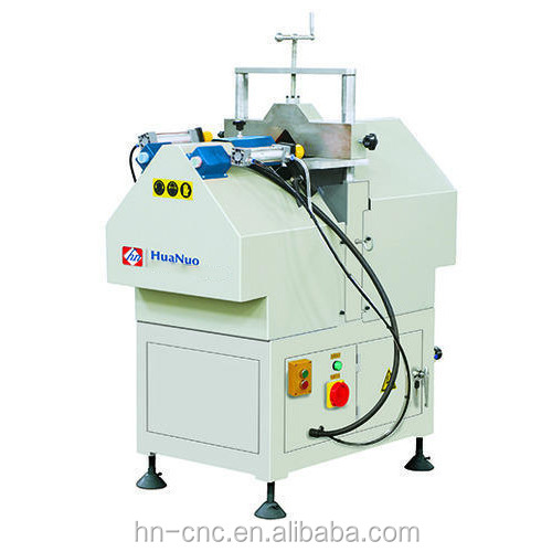 PVC Window Mullion Profile V notch Cutting Machine Upvc Window Machinery for Sale