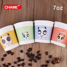 bulk sale custom biodegradable coffee cups with lid and sleeve