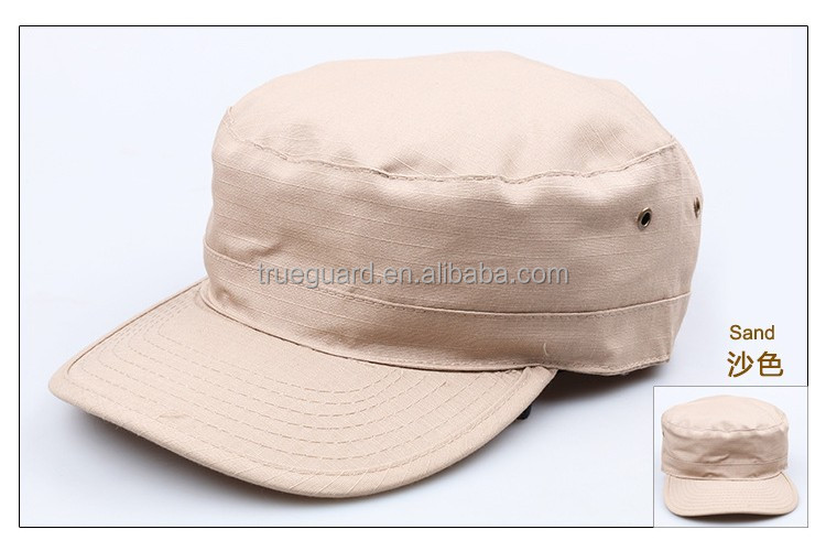 District Threads Distressed Military Hat