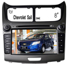 (for Chevrolet Sail new) 8 inch Car DVD With GPS(with maps)+Bluetooth+IPOD+USB