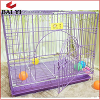 Good Quality Modular Dog Kennel And XXL Dog Cage With Plastic Tray