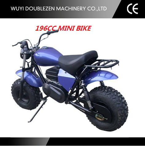 196CC 4 STROKE MINI BIKE