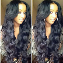 loose deep wave middle part lace front wigs human hair high ponytail full lace wigs wholesale in dubai