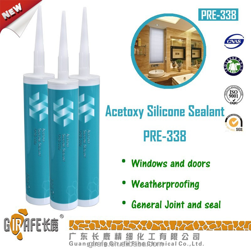 Acetoxy General Purpose Silicone Sealant