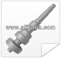 Forged Steel Automobile Shaft