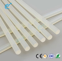 China Wholesale Yiwu Hot Melt Glue Sticks Translucent 7mm hot glue sticks