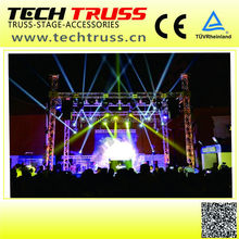 Hot Sale Global DJ Stage Truss System For Sale
