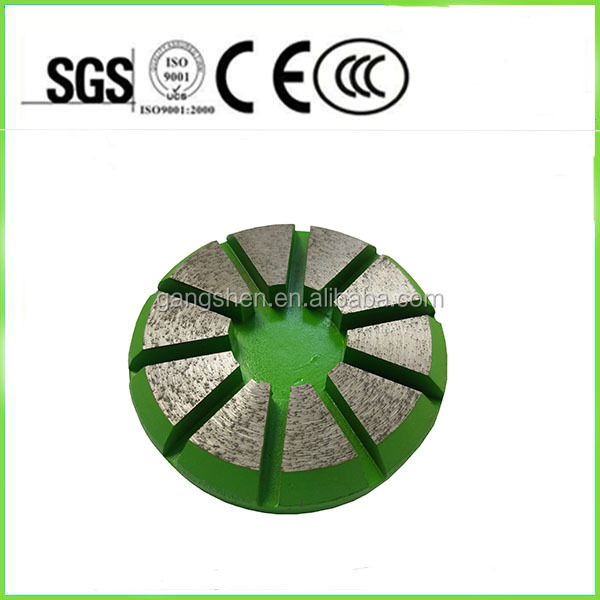 4-Inch Diamond Metal Polishing Pads /Abrasive Disc /Diamond Floor Tools for Marble Concrete Granite