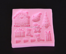 Silicone Seashell Sea Life Chocolate/Fondant/Candy Baking Mold For Cake Decor