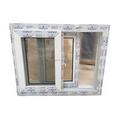 Factory price PVC/UPVC sliding windows