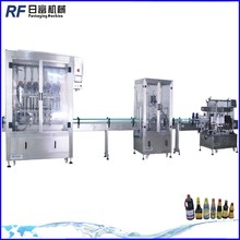 automatic marinara sauce bottling machine
