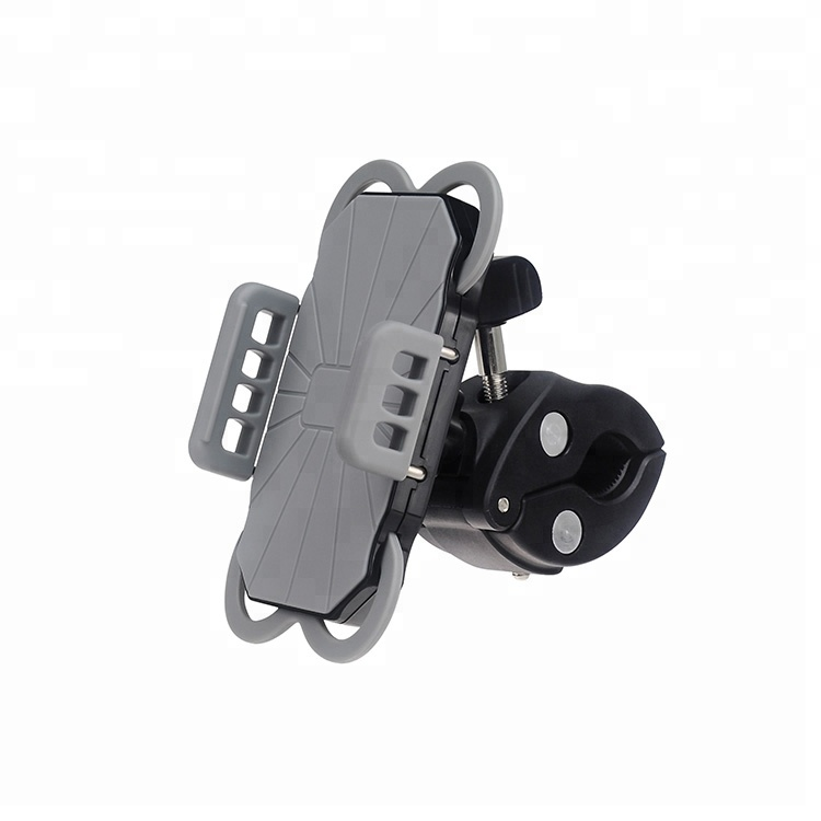 New designed bike Mount Holder For 3.5-5.8 inch Smartphones H104+<strong>C100</strong>
