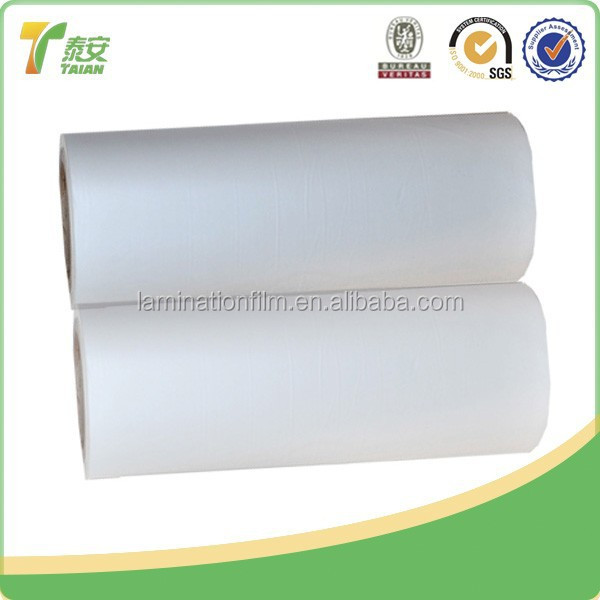 Flexible Thin Film Matt Chinese xxx Film Pre Coating Film