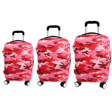 Toprank Fashion Style Custom Printing Travel Suitcase Cover Elastic Spandex Luggage Cover Luggage Protection Cover