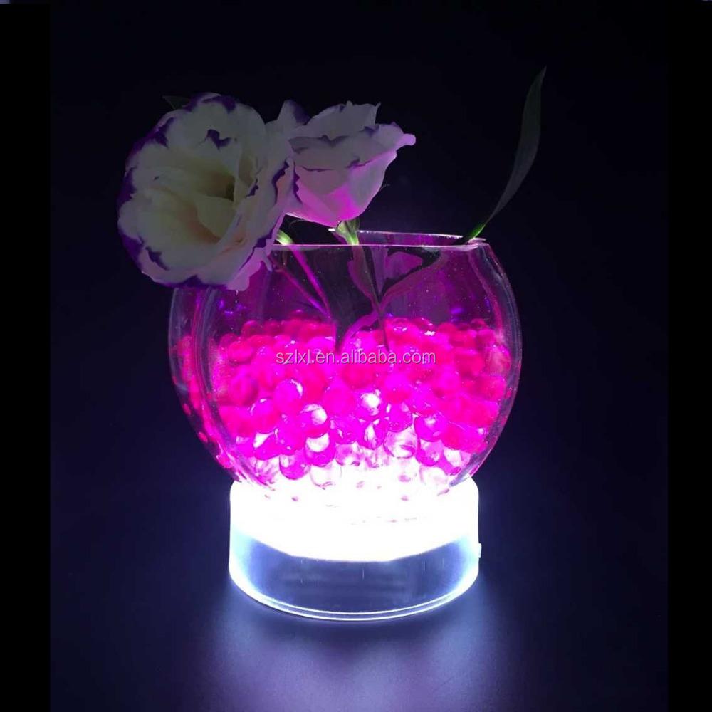 Lumiere pour vase