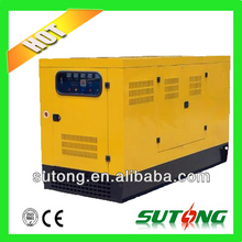 soundproof 3 cylinder diesel 220 volt generator from China