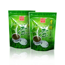Grape fruits pouch handle bag fresh vegetables packaging bag with printing