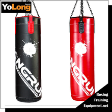 custom made custom print boxing punching bag for sale