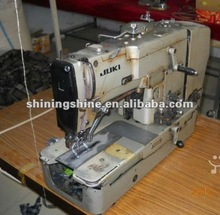 used japan button hole industrial sewing machine juki 761
