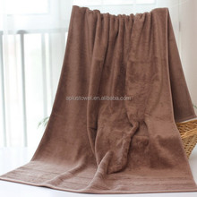 Extra Large High Quality 100% Cotton Terry Cloth Towel Blanket