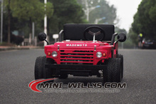 Mini Jeep Willy 150cc gasoline petrol 2015 new Manual or Automatic gears