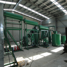 ZSA Series High Oil Output Waste Oil Distillation Manufacturing Equipment with Vacuum Filtration System