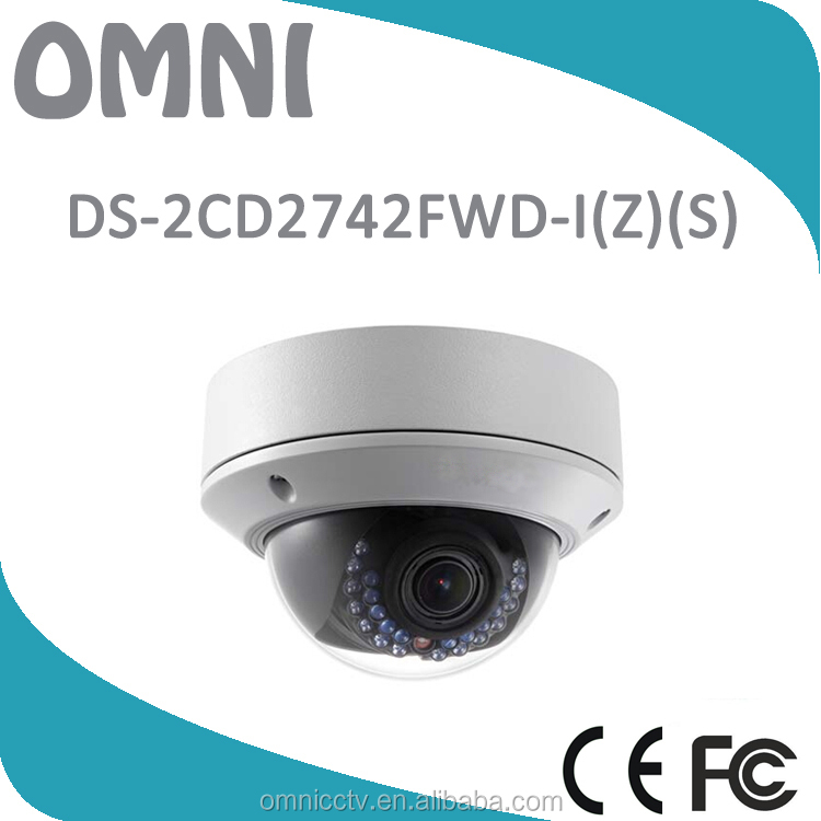 DS-2CD2742FWD-I(Z)(S) 4MP 180 Degree Indoor Shenzhen IP Camera