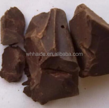 Chocolate liquor (cocoa liquor) is pure cocoa mass in solid or semi-solid form