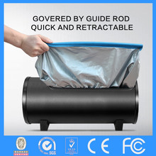 The waterproof car automatic roller car cover car cover with elastic band