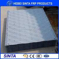 New professional cooling tower film filling, Spindle cooling tower filler, Original PVC Square Fill