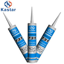 Acetic Silicone Glass Sealant For Aluminum Alloy Windows