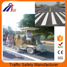 Sitting Driving Type Hot Melt Paint Thermoplastic Road Line Marking Machines for sale
