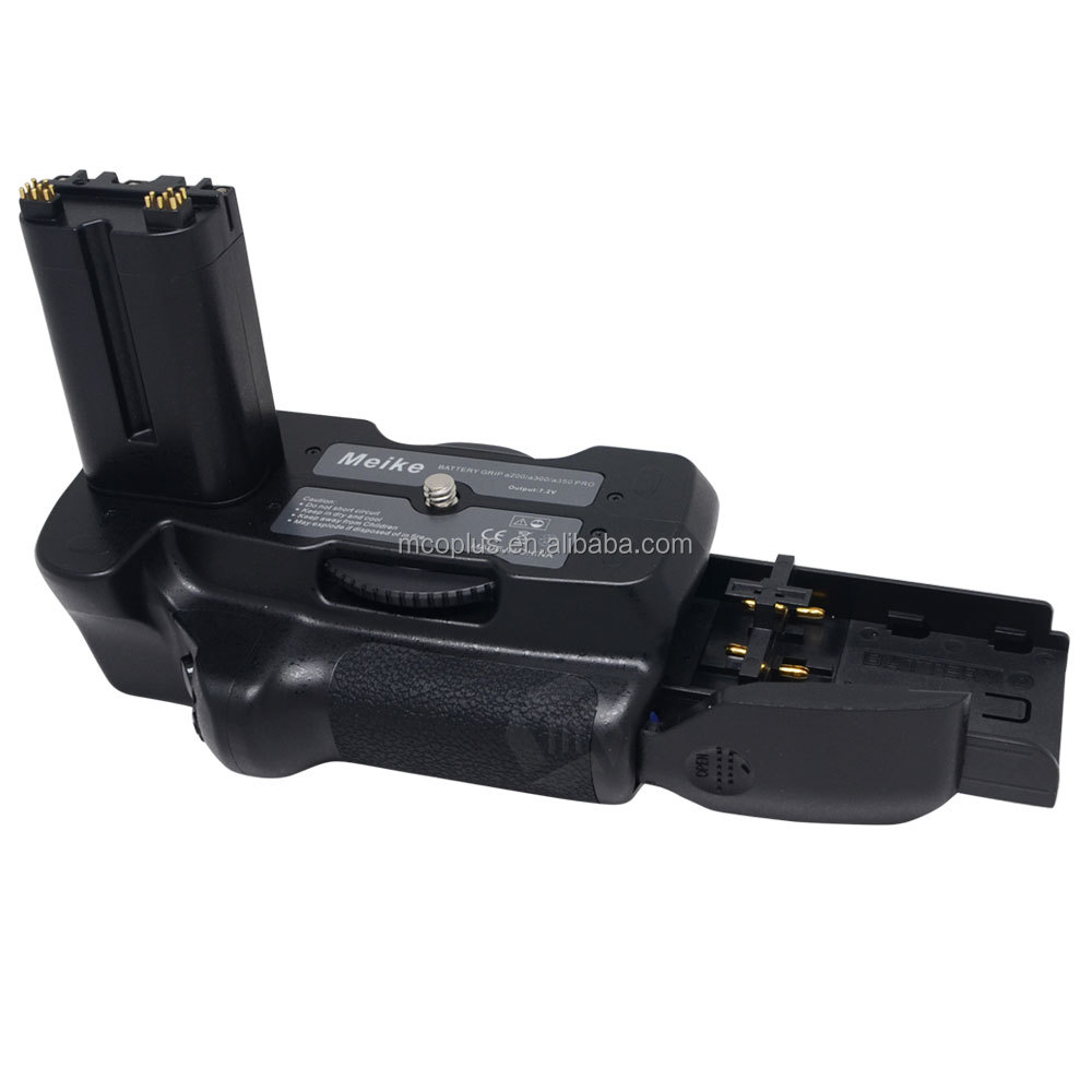 Newer Vertical Battery Grip MK-A350 For Sony A200/A300/A350