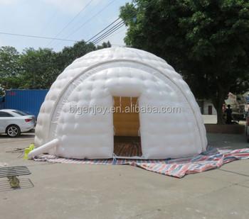 Commercial Inflatable Igloo Tent For Party For Events & Commercial Inflatable Igloo Tent For Party For Events View ...