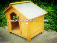 Hot sales! Waterproof roof dog house / Dog Kennel with window / Wooden dog house